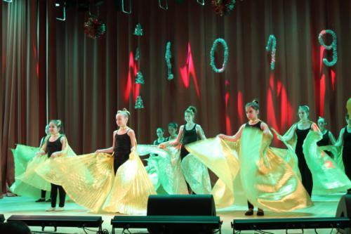 Новогодний концерт «Белая метелица» (26.12.2018)